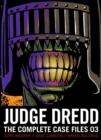 Image for Judge Dredd: The Complete Case Files 03
