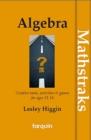 Image for MathsTraks: Algebra