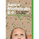 Image for Junior Mathstraks : Fun Number Activities : No.8-9