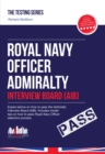 Image for How to pass the Royal Navy officer admiralty interview board (AIB)