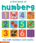 Image for A first book of numbers