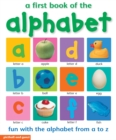 Image for A first book of the alphabet