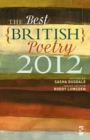 Image for The best British poetry 2012