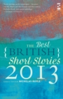Image for The best British short stories 2013