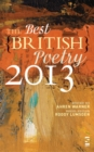 Image for The best British poetry 2013