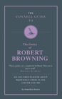 Image for The Connell guide to the poetry of Robert Browning