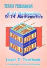 Image for TeeJay 5-14 Maths : Level D