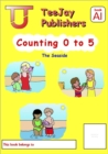 Image for TeeJay Mathematics CfE Early Level Counting 0 to 5: The Seaside (Book A1)