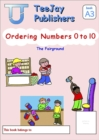 Image for TeeJay Mathematics CfE Early Level Ordering Numbers 0 to 10: The Fairground (Book A3)