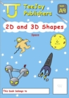 Image for TeeJay Mathematics CfE Early Level 2D and 3D Shapes: Space (Book A9)