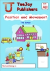 Image for TeeJay Mathematics CfE Early Level Position and Movement: The School (Book A11)