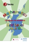 Image for TeeJay Mathematics CfE First Level Book 1B