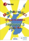 Image for TeeJay Mathematics CfE Level 4+