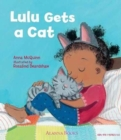 Image for Lulu gets a cat!