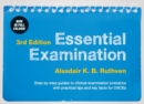 Image for Essential examination  : step-by-step guides to clinical examination scenarios with practical tips and key facts for OSCEs