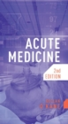 Image for Acute medicine