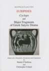 Image for Euripides  : Cyclops and major fragments of Greek satyric drama
