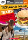 Image for Take Away My Takeaway - Texas - Book with DVD