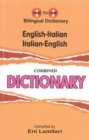 Image for English-Italian Italian-English dictionary : (Exam-Suitable)