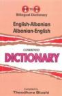 Image for English-Albanian Albanian-English dictionary