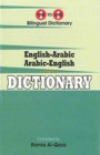 Image for English-Arabic, Arabic-English dictionary