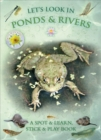 Image for Let's Look in Ponds & Rivers