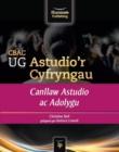 Image for CBAC UG Astudio'r Cyfryngau Canllaw Astudio ac Adolygu