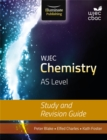 Image for WJEC Chemistry for AS: Study and Revision Guide