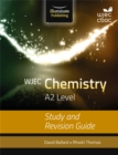 Image for WJEC Chemistry for A2: Study and Revision Guide