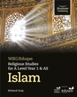 Image for WJEC/EDUQAS religious studies for A level year 1 & AS: Islam