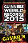 Image for GUINNESS WORLD RECORDS 2015 GAMER'S EDITION