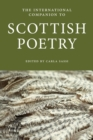 Image for International companion to Scottish poetry