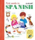 Image for First words in Spanish