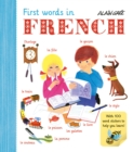 Image for First words in French
