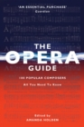 Image for Opera Guide: 100 Popular Composers UPDATED 2017