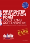 Image for Firefighter application form questions & answers