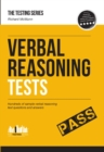 Image for Practise & pass professional verbal reasoning tests: achieve your personal best
