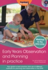Image for Early years observation and planning in practice  : a practical guide for observation and planning in the EYFS