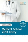 Image for Getting into medical school