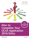 Image for How to complete your UCAS application  : 2016 entry