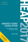 Image for Heap 2017  : university degree course offers