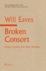 Image for Broken consort  : essays, reviews and other writings