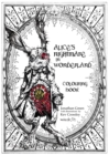 Image for Alice's Nightmare in Wonderland Colouring Book