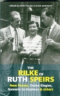 Image for The Rilke of Ruth Speirs  : new poems, Duino elegies, sonnets to Orpheus & others