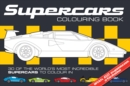 Image for Supercars Colouring Book