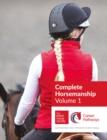 Image for BHS complete horsemanshipVolume 1 : 1