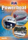 Image for RYA Powerboat Handbook