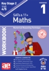Image for KS2 Maths Year 4/5 Workbook 1 : Numerical Reasoning Technique