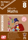 Image for KS2 Maths Year 4/5 Workbook 8 : Numerical Reasoning Technique