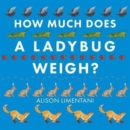 Image for How Much Does a Ladybird Weigh?